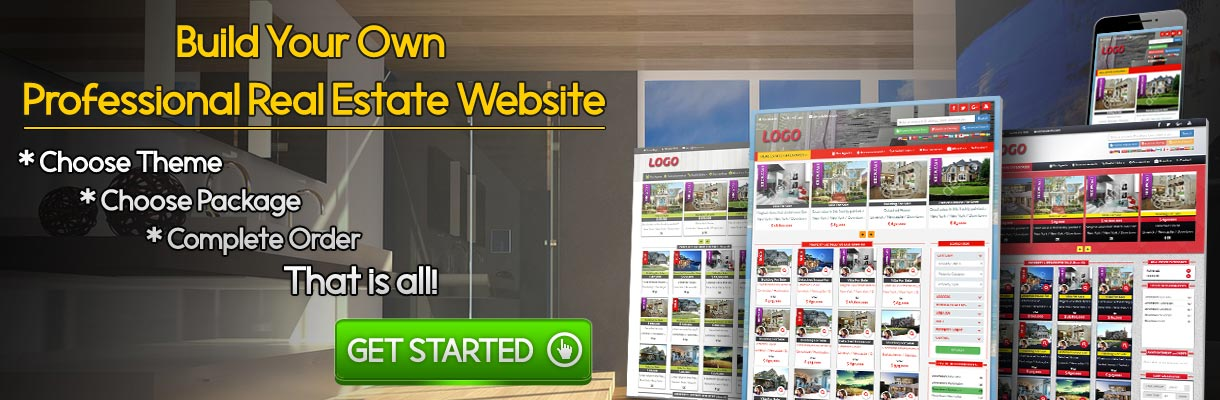 Best Real estate website design - real estate agent website design
